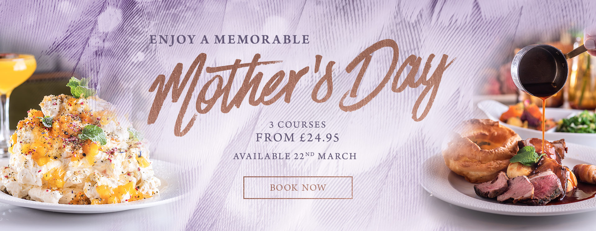 Mother's Day 2019 at The Red Lion